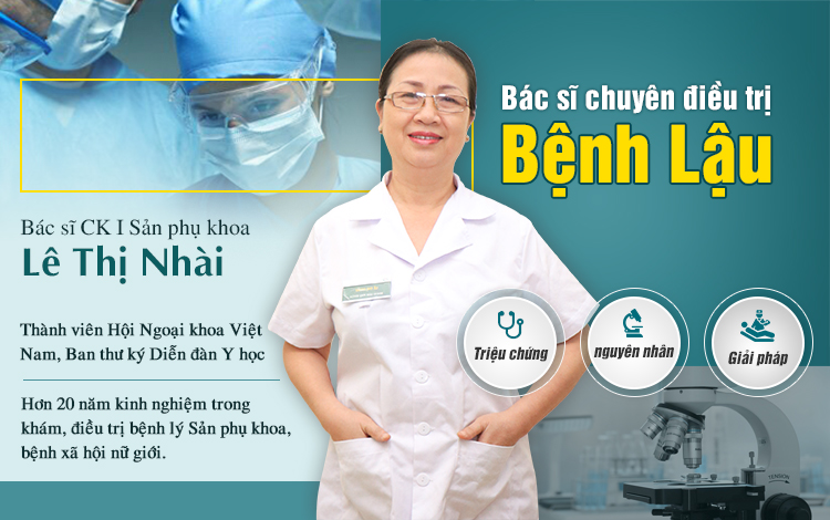 Bác sĩ CKI Lê Thị Nhài