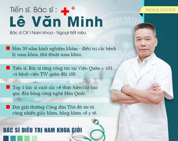 Bác sĩ Lê Văn Minh là ai?