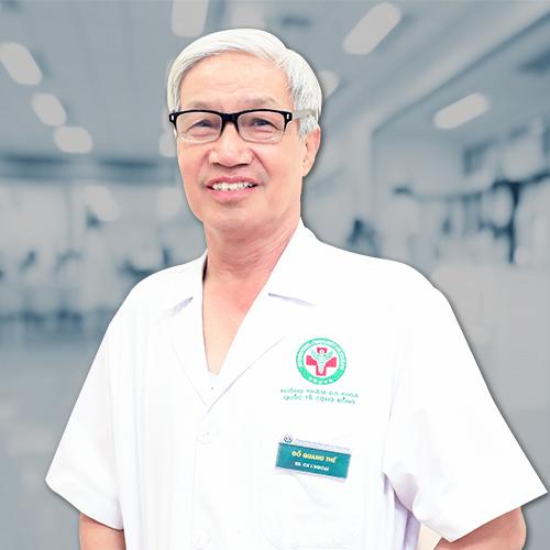 Bác sĩ CKI Đỗ Quang Thế