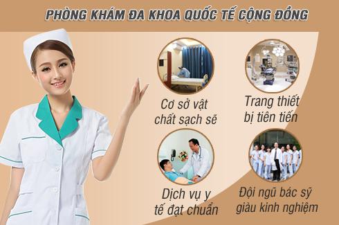 Nhiều bệnh khó nói được bác sĩ của chúng tôi tư vấn tận tình