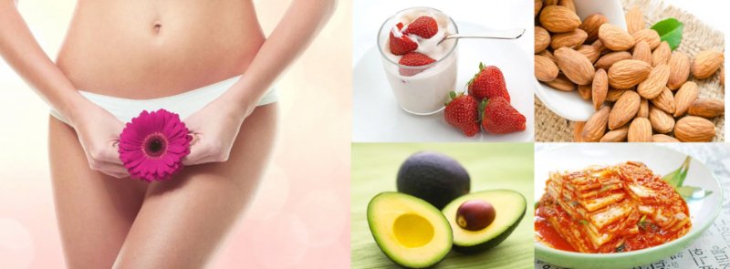 Hãy lựa chọn thực phẩm cẩn thận khi bị viêm âm đạo