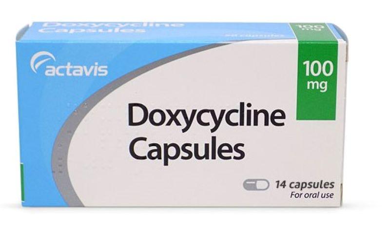 Thuốc chữa Doxycycline
