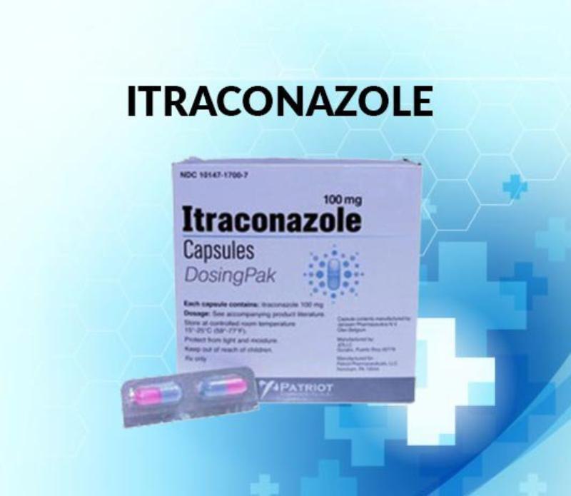 Thuốc chữa Itraconazole