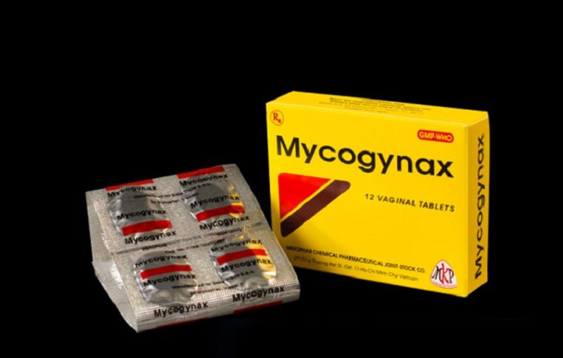 Thuốc đặt viêm Mycogynax