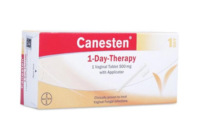 Thuốc đặt viêm Canesten