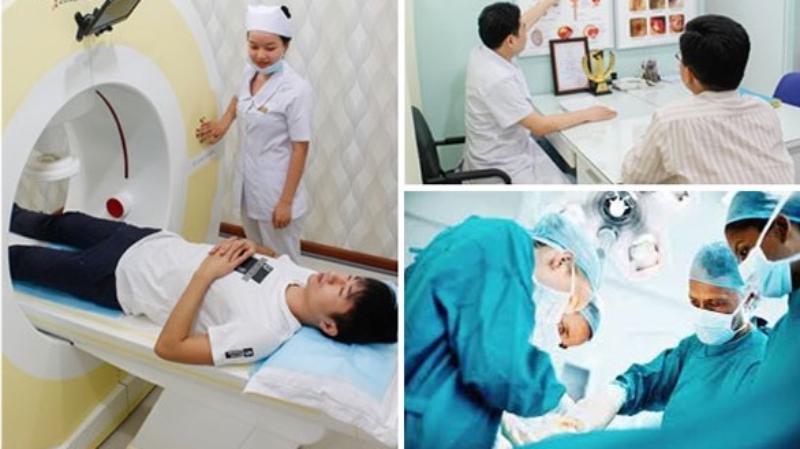 Chữa viêm bao quy đầu bằng hệ thống nhiệt trị CRS hiệu quả