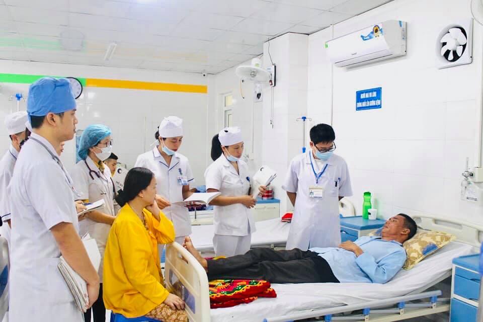 Chức năng và nhiệm vụ của bệnh viện Giao thông vận tải