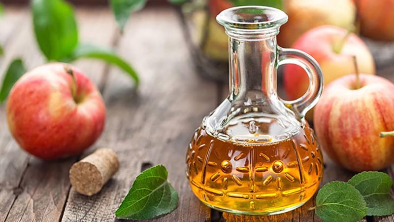 Điều trị viêm âm đạo bằng giấm táo