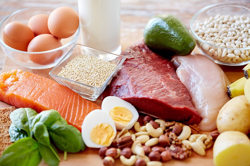 Bổ sung đầy đủ dưỡng chất tăng sức đề kháng cho cơ thể