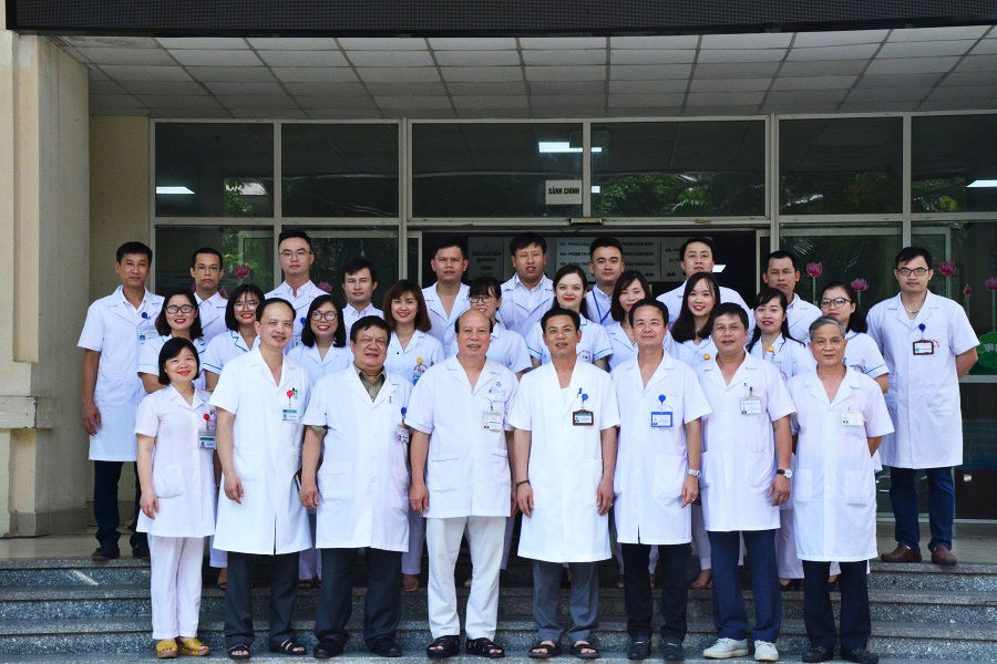 Các khoa khám tại bệnh viện châm cứu Trung ương
