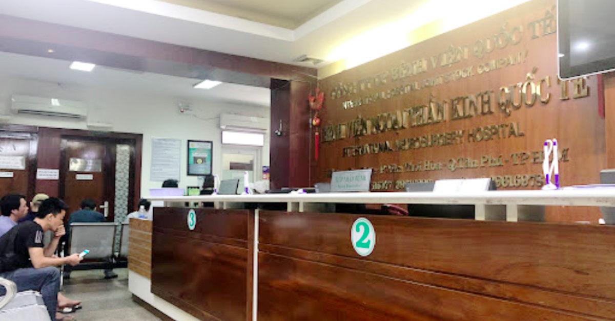 Quy trình khám chữa tại bệnh viện chuyên khoa Ngoại thần kinh Quốc tế