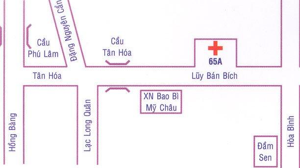 Địa chỉ bệnh viện chuyên khoa Ngoại thần kinh Quốc tế