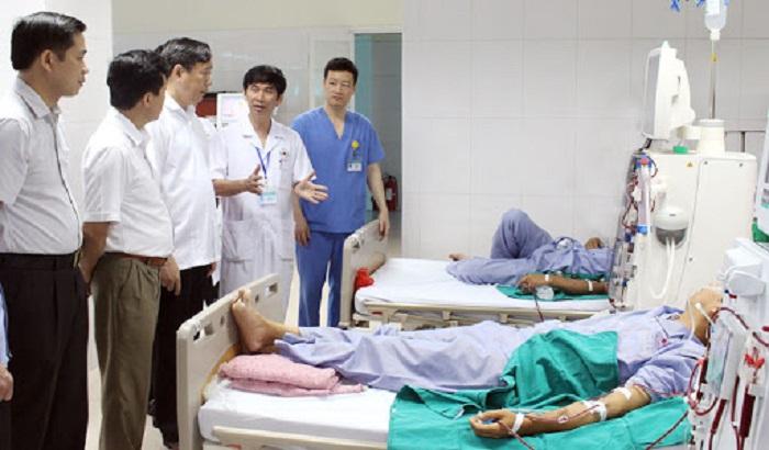 Chất lượng dịch vụ của bệnh viện đa khoa bắc ninh