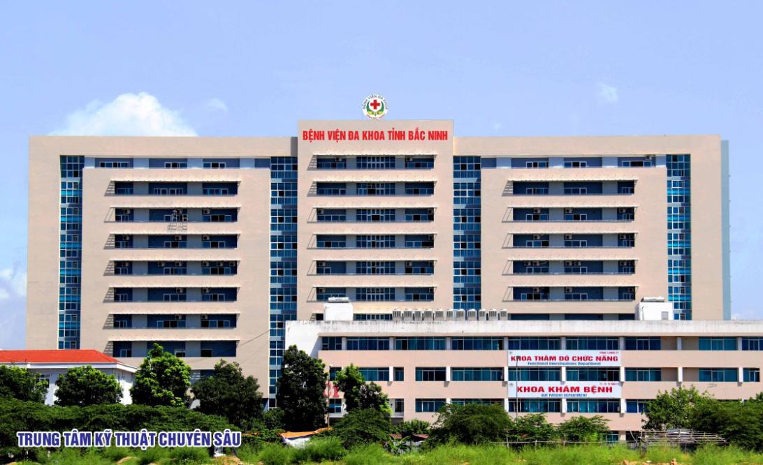 Giới thiệu về bệnh viện đa khoa Bắc Ninh