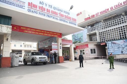 Các chuyên khoa tại Bệnh viện Đa khoa tỉnh Quảng Ninh