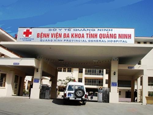 Giới thiệu chung về bệnh viện Đa khoa tỉnh Quảng Ninh