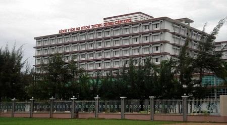 Các khoa lâm sàng ở bệnh viện Đa khoa Trung ương Cần Thơ