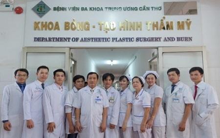 Địa chỉ và lịch khám bệnh Bệnh viện Đa khoa Trung ương Cần Thơ