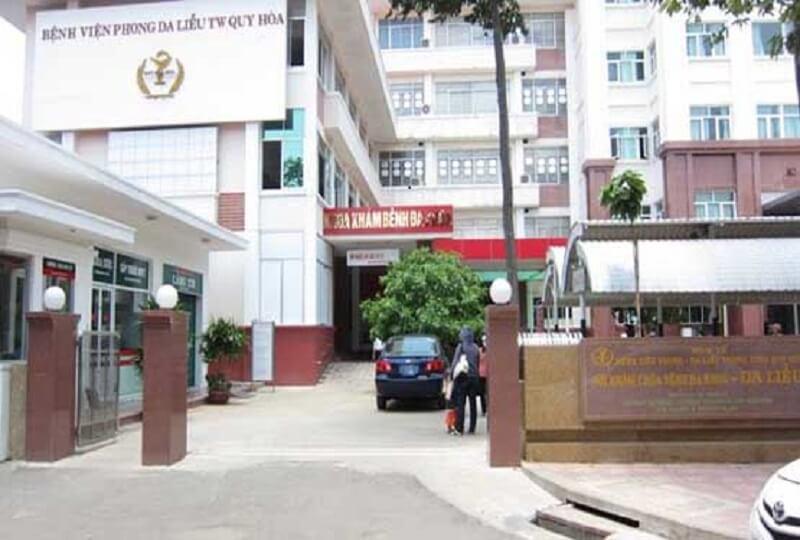 Bệnh viện Phong Da liễu Trung Ương Quy Hòa thuộc Quy Nhơn