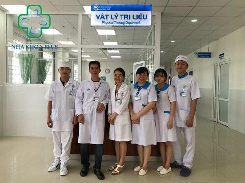 Đội ngũ các bác sĩ chuyên khoa giàu kinh nghiệm