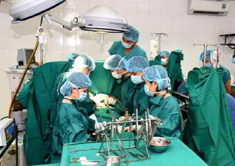 Chi phí phẫu thuật phụ thuộc vào nhiều yếu tố
