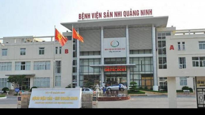 Giới thiệu về Bệnh viện sản nhi Quảng Ninh