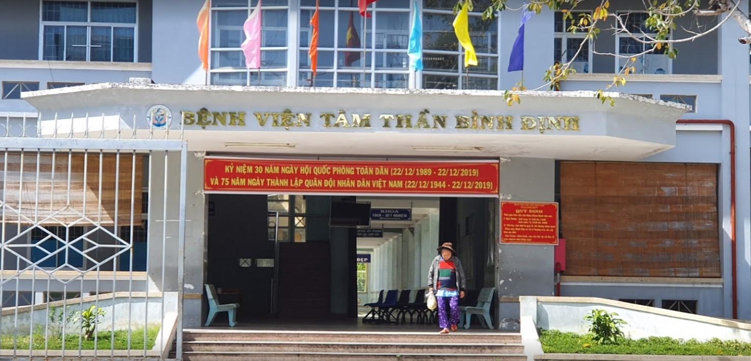 Bệnh viện tâm thần Bình Định