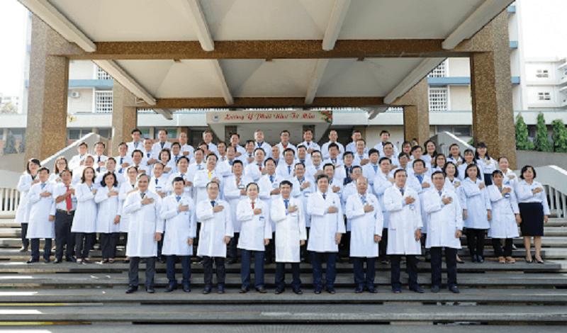 Đội ngũ y bác sĩ giàu kinh nghiệm