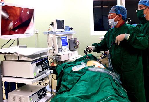Các chuyên khoa và phòng chức năng của bệnh viện