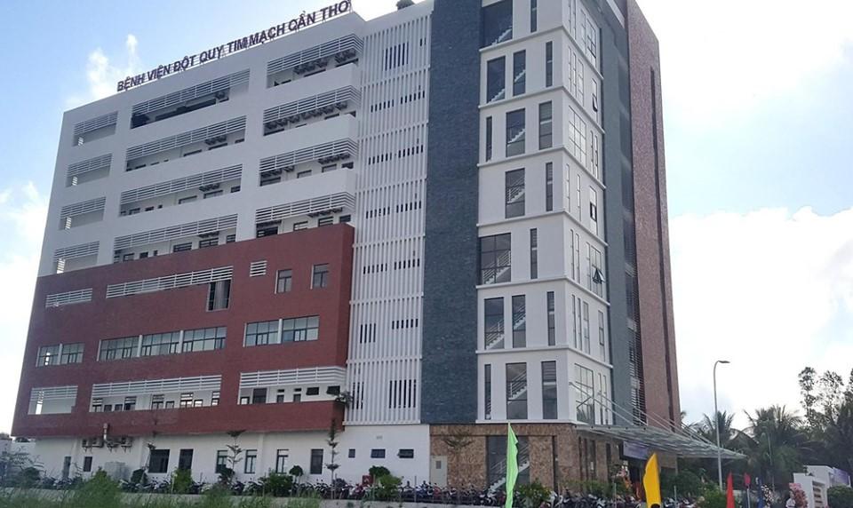 Tổng quan về bệnh viện tim mạch Cần Thơ