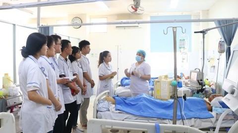 Các chuyên khoa khám - chữa bệnh tại bệnh viện đại học y dược Cần Thơ