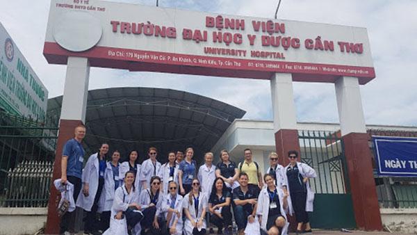 Giới thiệu về Bệnh viện đại học y dược Cần Thơ