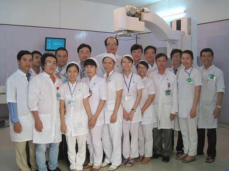 Bệnh viện hội tụ nhiều bác sĩ giỏi, giàu kinh nghiệm
