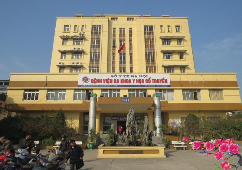 Giới thiệu về bệnh viện đa khoa y học cổ truyền Hà Nội