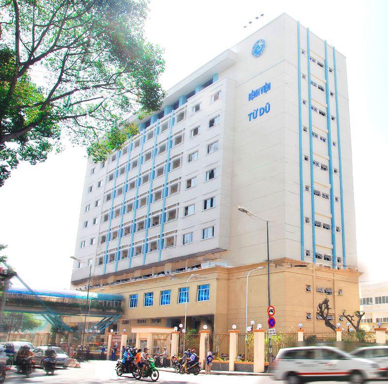 Bệnh viện Từ Dũ – Khoa Phụ sản