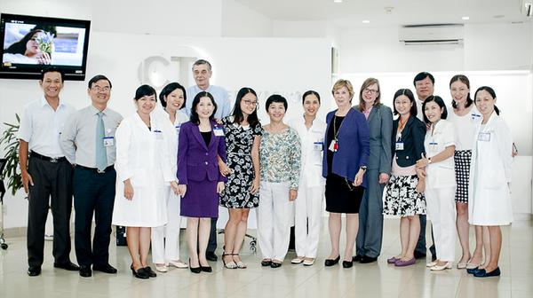 Các dịch vụ khám chữa tại bệnh viện mắt Cao Thắng