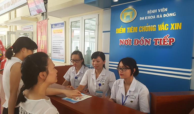 Hỏi: Bệnh viện đa khoa Hà Đông ở đâu?