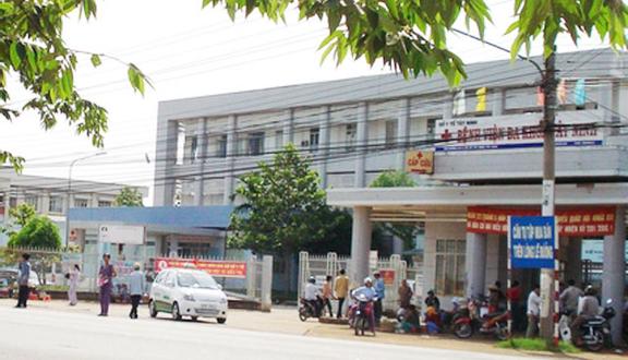 Địa chỉ bệnh viện đa khoa tỉnh Tây Ninh ở đâu
