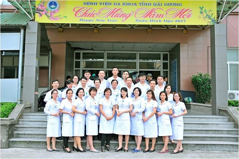 Đội ngũ y bác sĩ giỏi, giàu kinh nghiệm, tận tụy với nghề