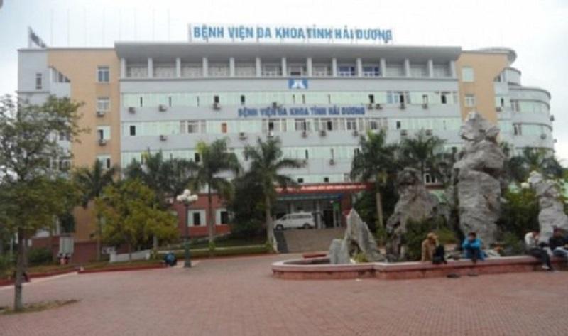Bệnh viện hoạt động từ năm 1906