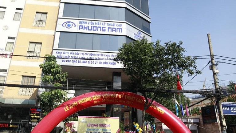 Giới thiệu bệnh viện mắt Phương Nam