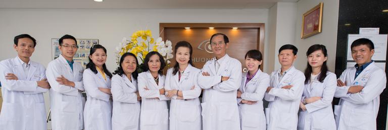 Cơ cấu hoạt động của bệnh viện mắt Phương Nam