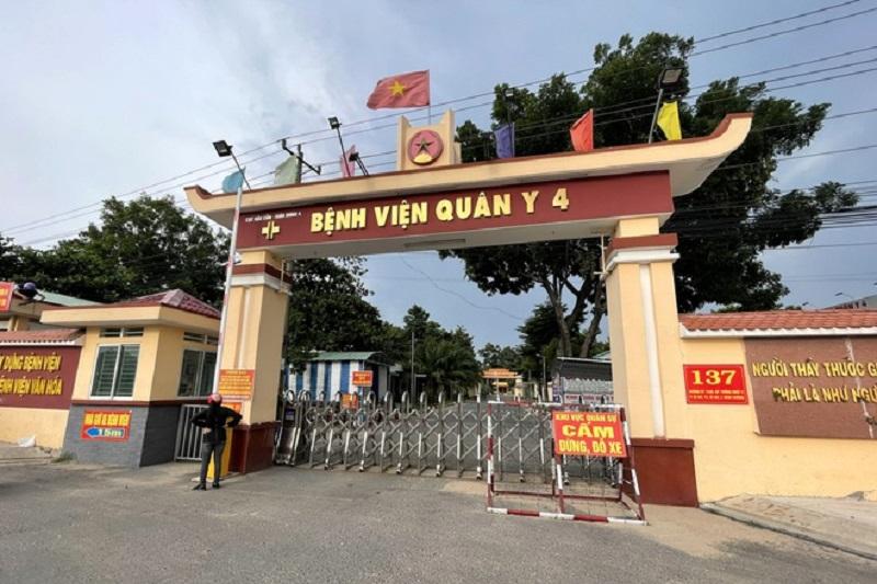 Bệnh viện được Bộ Quốc phòng công nhận là bệnh viện hạng II