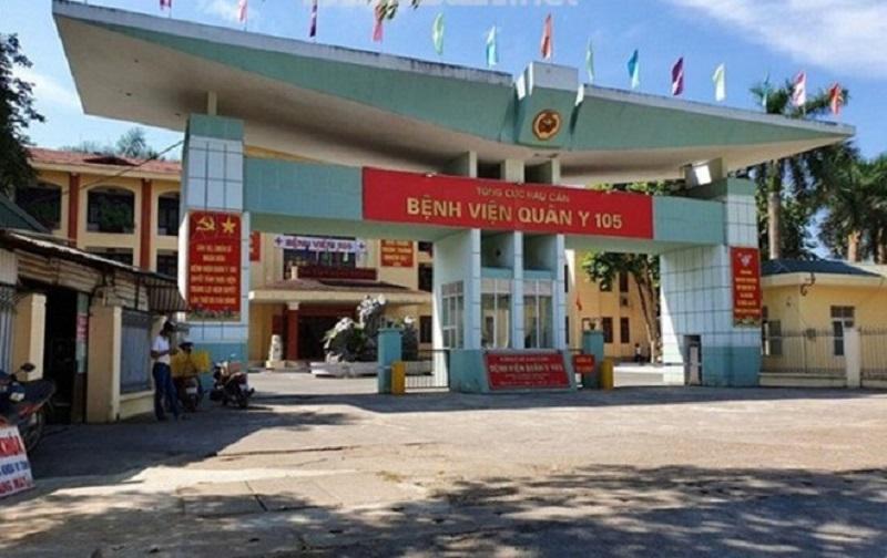 Bệnh viện hiện nay đang đóng quân tại phường Sơn Lộc – Thị xã Sơn Tây – Tp. Hà Nội