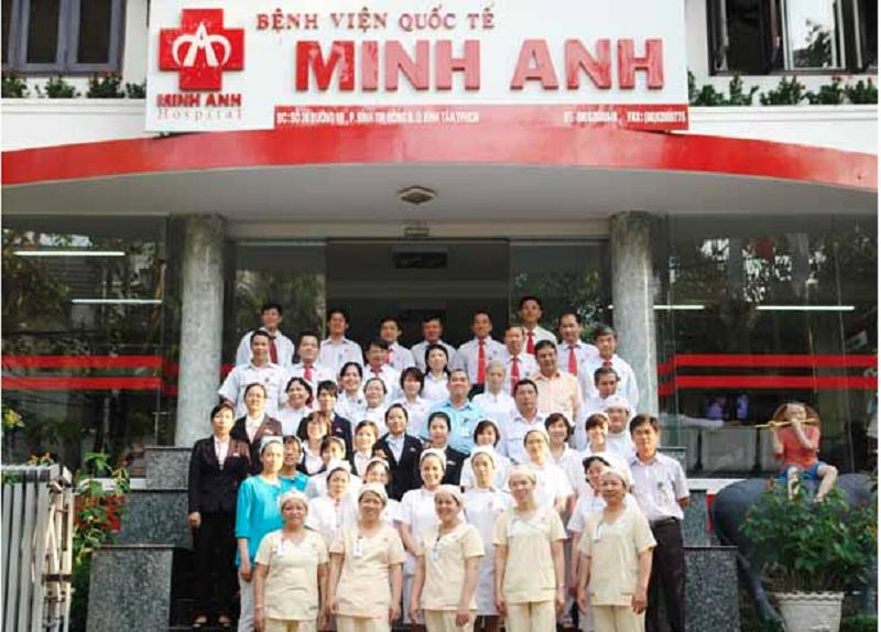 Đội ngũ y bác sĩ giỏi, giàu kinh nghiệm, tận tâm với nghề