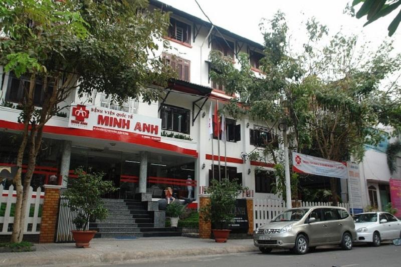 Bệnh viện Quốc tế Minh Anh được xây dựng tại số 36 – đường 1B – phường Bình Trị Đông B – quận Bình Tân – Thành phố Hồ Chí Minh