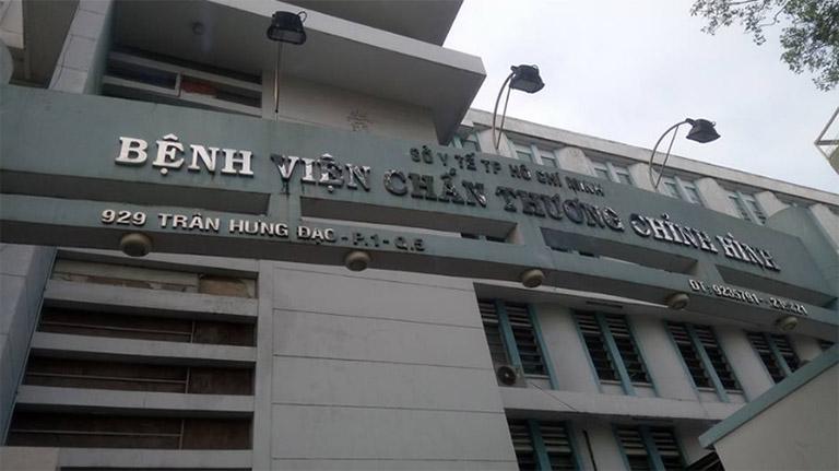 Quá trình thành lập bệnh viện Sùng Chính