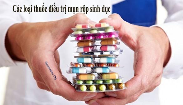 Lưu ý khi sử dụng thuốc chữa mụn rộp sinh dục