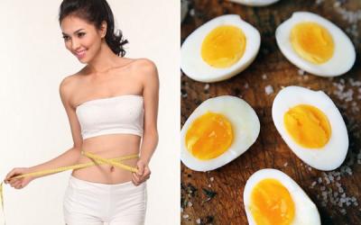 Ăn trứng có giảm cân không và sự thật được tiết lộ