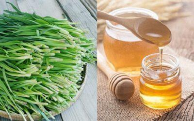 [BẬT MÍ] Công dụng không ngờ tới từ lá hẹ hấp mật ong với sức khỏe